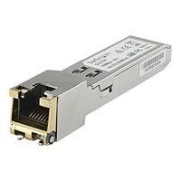 StarTech.com Juniper SFP-1GE-FE-E-T Compatible SFP Transceiver - 1GbE 100m