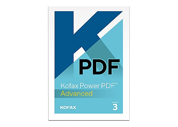 Kofax Software Maintenance - technical support (renewal) - for Nuance Power