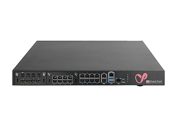 Check Point 6800 Turbo - security appliance - with 3 Years Next Generation