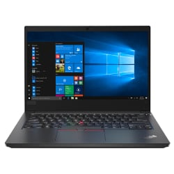 "Lenovo ThinkPad E14 - 14"" - Core i5 10210U - 8 GB RAM - 256 GB SSD - US"