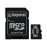 Kingston Canvas Select Plus - carte mémoire flash - 16 Go - microSDHC UHS-I