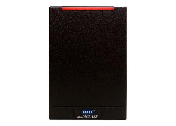HID multiCLASS SE RP40 - RF proximity reader / SMART card reader - SIA 26-b