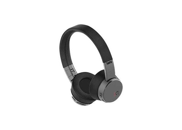 Lenovo ThinkPad X1 - headphones with mic