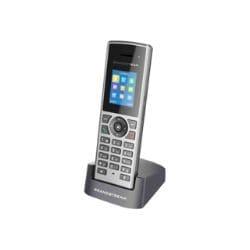 Grandstream DP722 - cordless extension handset - 3-way call capability