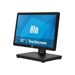 EloPOS System - with I/O Hub Stand - all-in-one - Core i5 8500T 2.1 GHz - 8