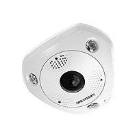 Hikvision 6 MP IR Network Fisheye Camera DS-2CD6365G0E-IVS - network panora