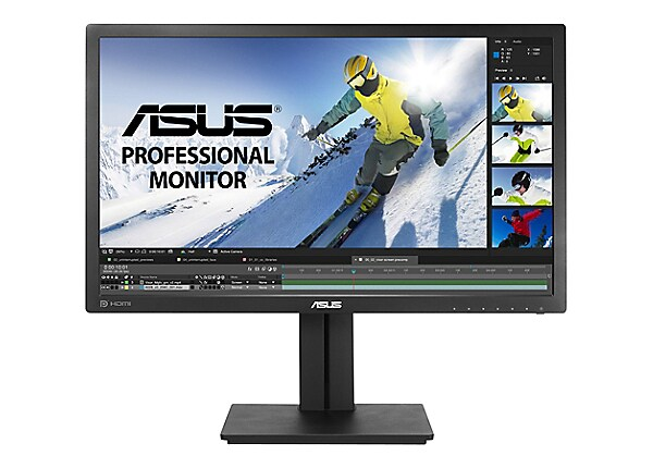 "ASUS PB278QV - LED monitor - 27"""