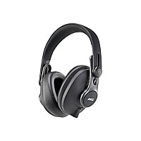 AKG K371-BT Over-Ear Foldable Studio Headphones with Bluetooth