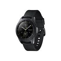 Samsung Galaxy Watch - noir minuit - montre intelligente avec bande - 4 Go