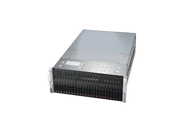 Supermicro SuperServer 4029GP-TRT - rack-mountable - no CPU - 0 GB