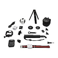Kodak PIXPRO ORBIT360 4K - Satellite Pack - action camera