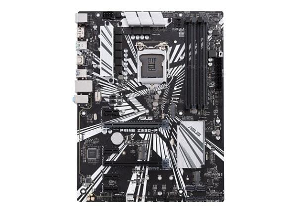Asus PRIME Z390-P - motherboard - ATX - LGA1151 Socket - Z390