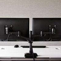 Vari Dual-Monitor Arm 180 Degree