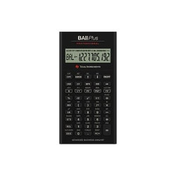 Texas Instruments BAII PLUS PROFESSIONAL - financial calculator