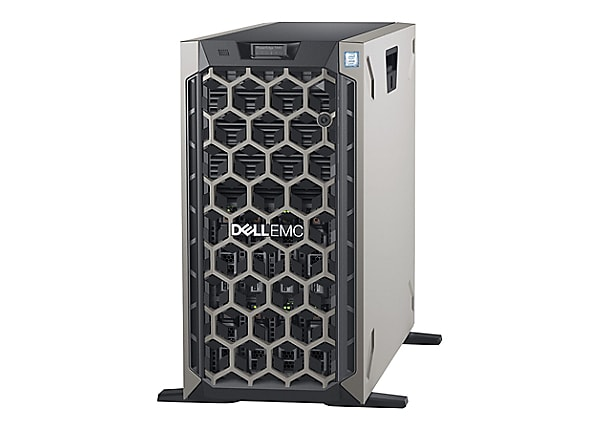 Dell EMC PowerEdge T440 - tower - Xeon Bronze 3204 1.9 GHz - 16 GB - HDD 1
