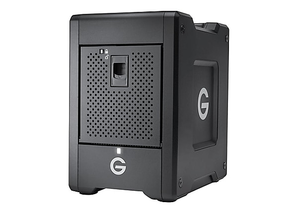 G-Technology G-SPEED Shuttle XL 24TB Storage System with Thunderbolt 3
