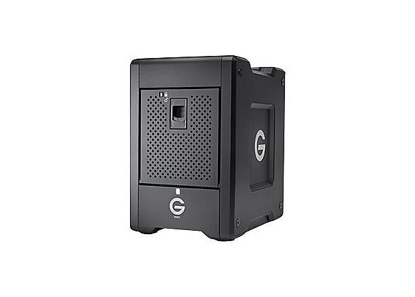 G-Technology G-SPEED Shuttle SSD 32TB Storage System with Thunderbolt 3
