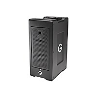G-Technology G-SPEED Shuttle XL 80TB Storage System with Thunderbolt 2