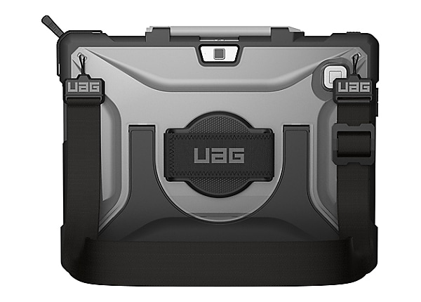 UAG Rugged Case w/ Built-in Kickstand for HP Elite x2 G4 - Plasma Ice table