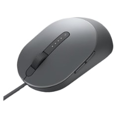 Dell MS3220 Laser Wired Mouse - Titan Gray