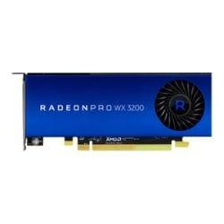 AMD Radeon Pro WX 3200 - graphics card - Radeon Pro WX 3200 - 4 GB