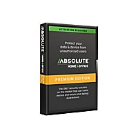 Absolute Home & Office Premium - subscription license (3 years) - 1 license