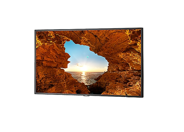 "NEC V484 48"" Commercial-Grade Large Format Display with 5 Yr License"