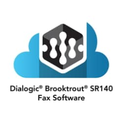 Brooktrout SR140 - license + 1 year Software Maintenance Agreement - 2 - 12