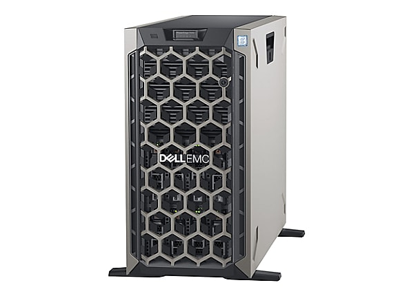 Dell EMC PowerEdge T440 - tower - Xeon Silver 4208 2.1 GHz - 32 GB - HDD 1