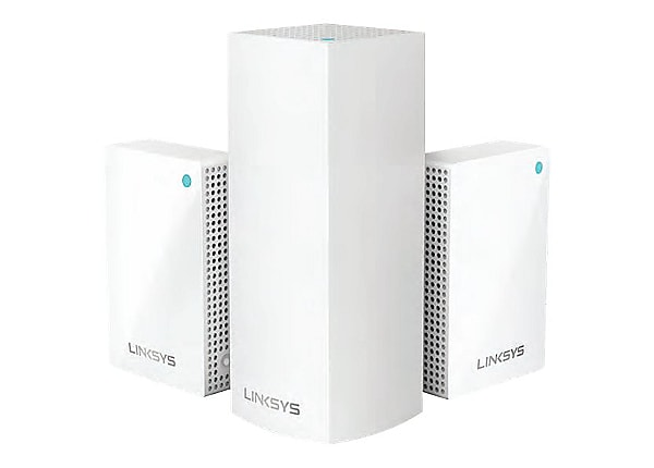 Linksys Velop Intelligent Mesh WiFi System with Plug-Ins