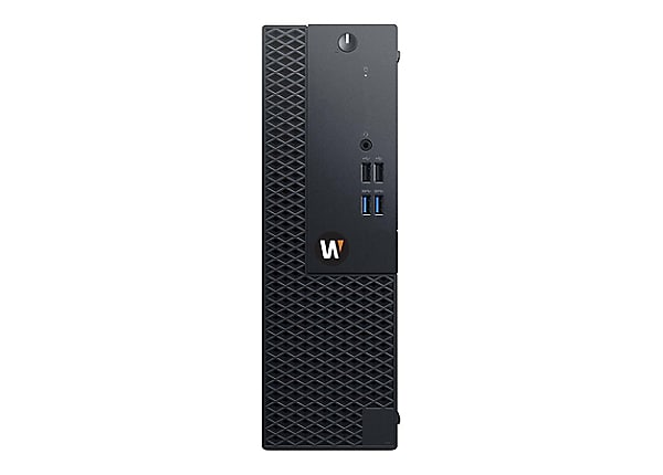 Hanwha Techwin Wisenet WAVE Client Workstation WWT-P-3200W - SFF - Core i3