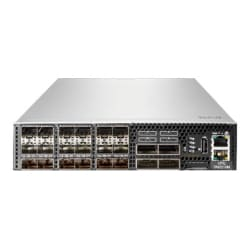 HPE StoreFabric SN2010M Half Width - switch - 24 ports - managed - rack-mou
