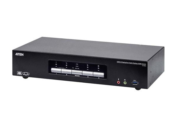 ATEN CS1964 - KVM / audio / USB switch - 4 ports