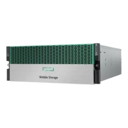 HPE Nimble Storage Adaptive Flash HF-Series HF20 - solid state / hard drive