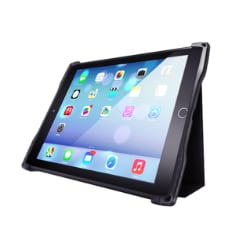 InfoCase Rugged Folio Case for iPad Gen 7 - Black