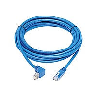 Tripp Lite Cat6 Ethernet Cable Down Angled UTP Molded RJ45 M/M Blue 20ft