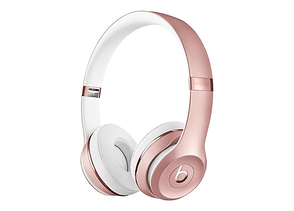Beats Solo3 - headphones with mic