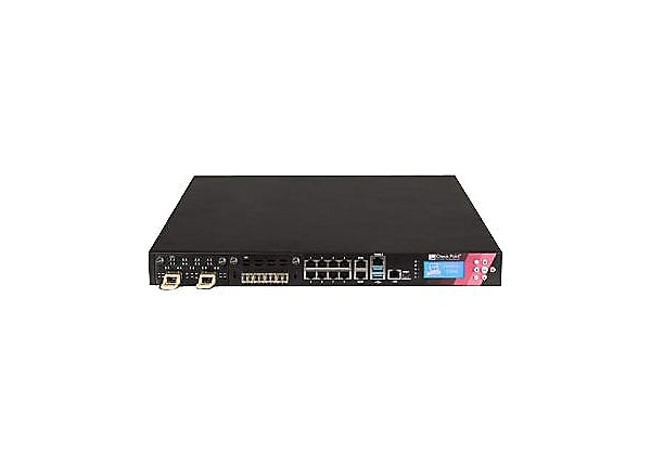 Check Point 5900 Next Generation Security Gateway - security appliance - wi