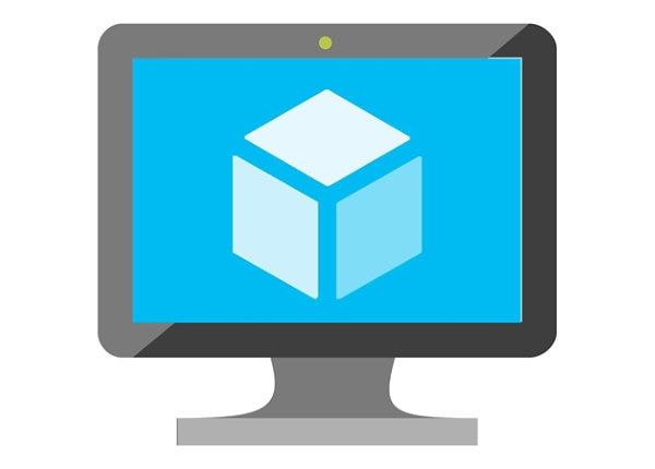 Microsoft Azure Virtual Machine - fee - 100 hours