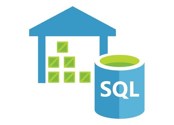 Microsoft Azure SQL Data Warehouse Compute Optimized Gen2 100 DWU - fee - 1