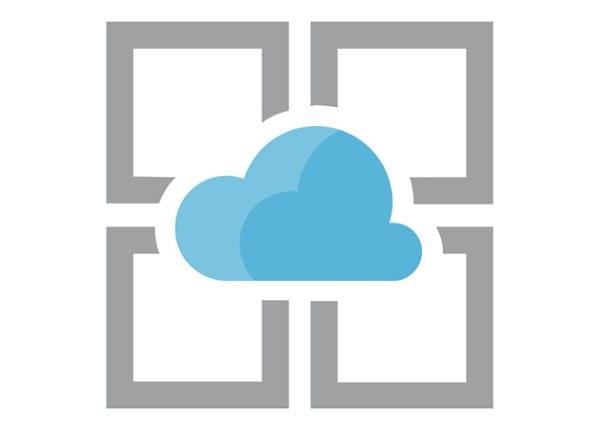 Microsoft Azure App Service Basic Plan - Linux B2 - fee - 100 hours