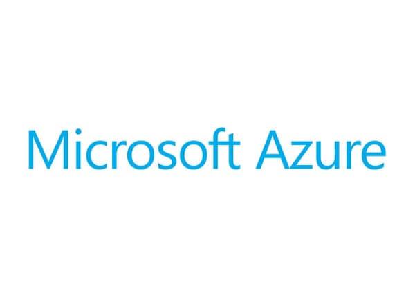 Microsoft Azure Log Analytics Data Ingestion - fee - 1 GB capacity