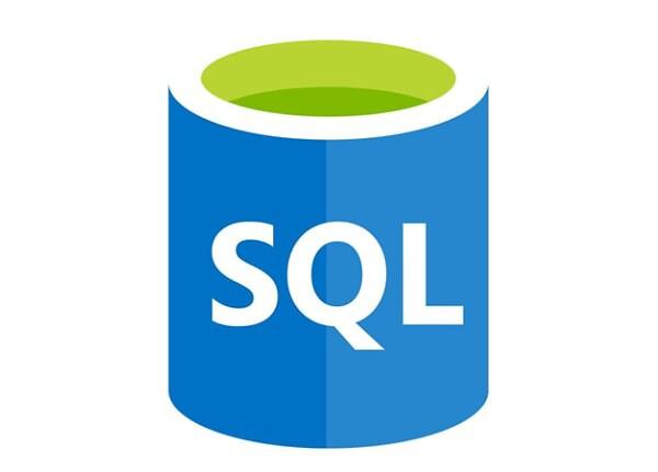 Microsoft Azure SQL Database Single Standard S1 - fee - 1 day