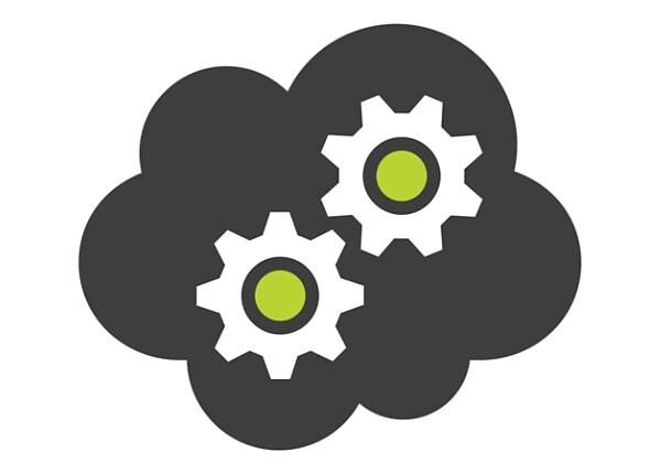 Microsoft Azure Cloud Services - fee - 10000 hours