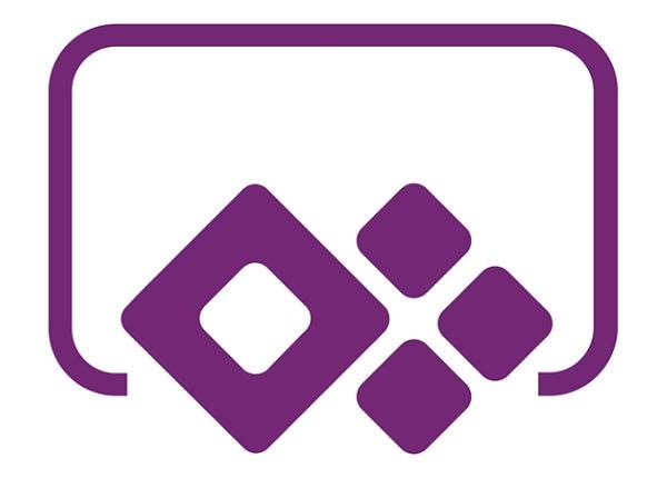 Microsoft PowerApps - subscription license - 1 App plan