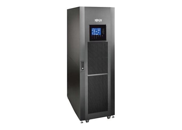 Tripp Lite 20kVA Smart Online 3-Phase UPS 208/120V Medium Frame Scalable