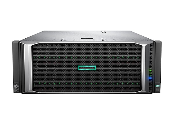HPE ProLiant DL580 Gen10 - rack-mountable - Xeon Gold 5220 2.2 GHz - 64 GB