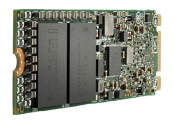 HPE Read Intensive - solid state drive - 3.84 TB - PCI Express x4 (NVMe)
