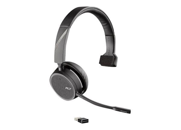 Poly - Plantronics Voyager 4210 UC - headset