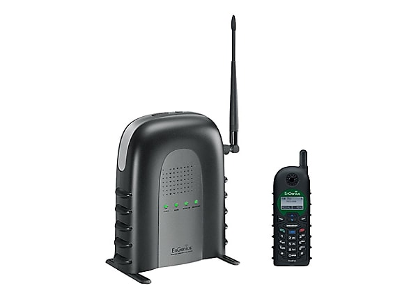EnGenius Durafon PSL System - cordless extension handset with caller ID/cal